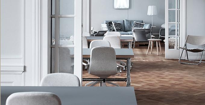 Ikea kantoorinrichting